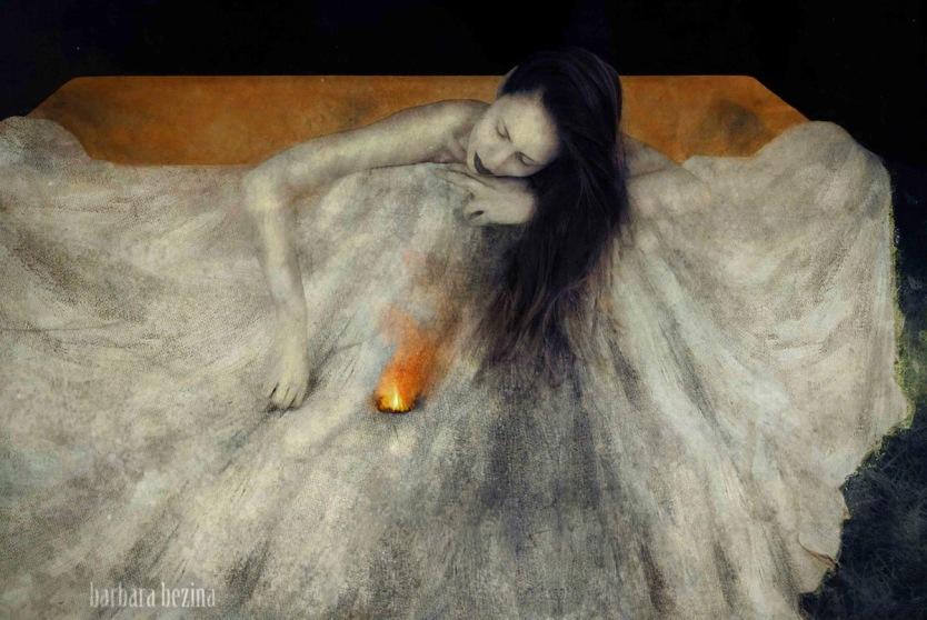 Sueño con fuego primordial
